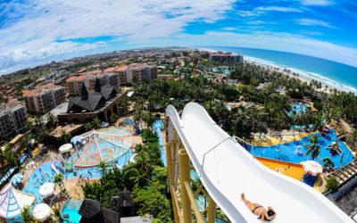Beach Park é Diversão e Adrenalina em um só Lugar