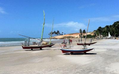 Praia de Lagoinha e sua Paisagem Primitiva