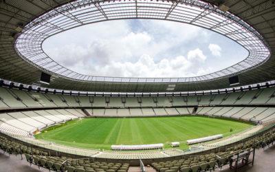 Conheça a Gigante Arena Castelão