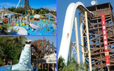 Conheça o parque aquático Beach Park