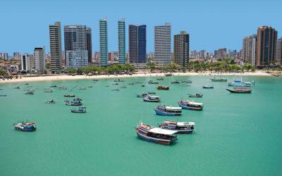 Fortaleza é o destino favorito dos turistas no Nordeste