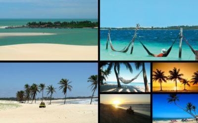 Sete paisagens cearenses de cartão postal