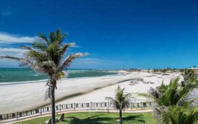 Praia do Fortim é a princesinha do litoral leste