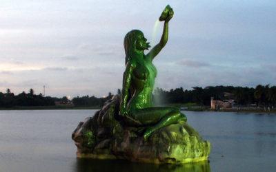 História do Escritor José de Alencar e sua índia Iracema